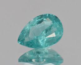 Natural Apatite 2.63 Cts  Excellent Paraiba Color Gemstone