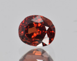 Natural Red Spinel 1.24 Cts Top Quality Gem from Burma