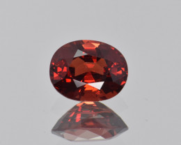 Natural Red Spinel 1.37 Cts Excellent Quality Gem from Burma