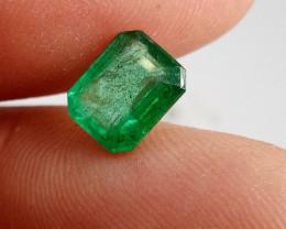 2.32cts Zambian  Emerald , 100% Natural Gemstone
