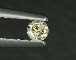 .22CT FANCY YELLOW DIAMOND with EXCELLENT BRILLIANCE