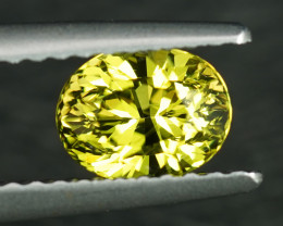A STUNNING TOP TOP QUALITY MALI GARNET with HIGH DEMANTOID COMPONENT