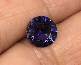 1.30 Carat Iolite Master Cut Brazilian Blue Beauty !