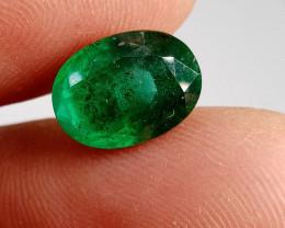 4.13cts Zambian Emerald , 100% Natural Gemstone