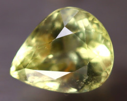 Heliodor 3.56Ct Natural Yellow Beryl D0809/A56