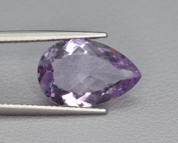 Natural Amethyst 5.38 Cts, Good Quality Gemstone