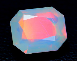 1.90Ct Master Cut Natural Ethiopian Flash Color Welo Opal C0514