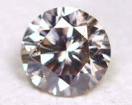 Pink Diamond 0.11Ct Natural Untreated Genuine Fancy Diamond B137