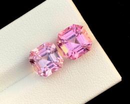 9.50 Carats Natural Baby Pink Color Tourmaline Gemstones