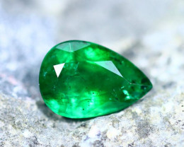 1.94cts Natural Zambian Top Quality Green Emerald / ET402