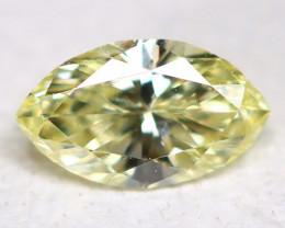 Yellow Diamond 0.16Ct Natural Untreated Genuine Fancy Diamond B127