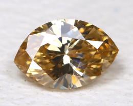 Diamond 0.14Ct Natural Untreated Genuine Fancy Diamond B08