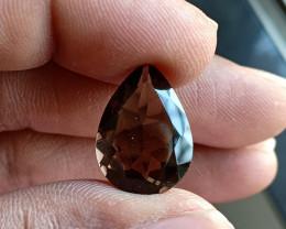 Smoky Quartz High Quality 100% Natural Gemstone VA4496