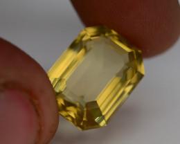 Citrine 12.30 Ct Natural Yellow Color Citrine A.Q