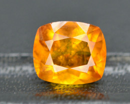 Rarest 1.10 Ct Natural Clinohumite From Siberia