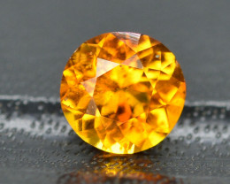 Rarest 0.70 Ct Natural Clinohumite From Siberia