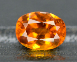 Rarest 0.80 Ct Natural Clinohumite From Siberia