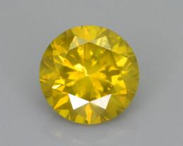 Yellow Diamond 1.23 ct Top Grade Brilliance SKU-28