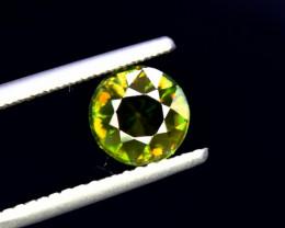 Sphene Titanite, 1.15 CT Natural Full Fire Sphene Titanite Gemstone