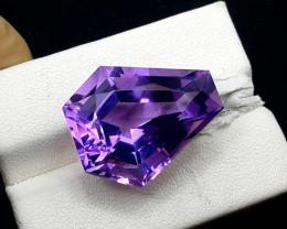 Amethyst, 23.50 Cts Natural Top Color & Cut Amethyst Gemstones