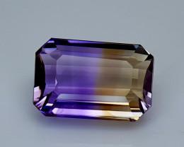 7.75Crt Bolivian Ametrine Natural Gemstones JI01