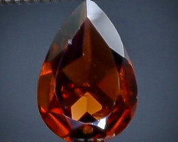 1.71 Crt Rhodolite   Garnet Faceted Gemstone (Rk-72)