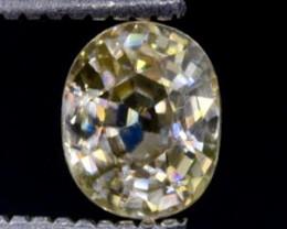 1.00 Crt  Zircon Faceted Gemstone (Rk-72)