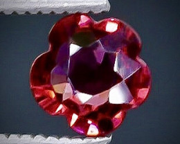 0.90 Crt  Garnet Faceted Gemstone (Rk-72)