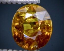 0.75 Crt  Sphene Faceted Gemstone (Rk-72)