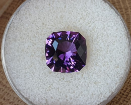 5,20ct Amethyst - Master cut!