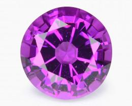Umbalite Garnet 0.88 Cts Unheated Natural Purple Gemstone