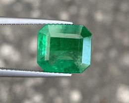 5.56 Cts Natural Zambian Emerald Good Quality
