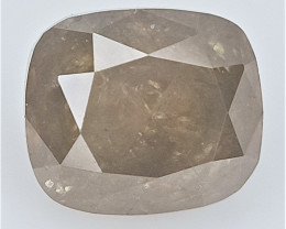 0.69 CTS , fancy Color Diamond , Fancy Cut Diamond