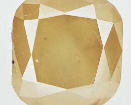0.37 CTS , fancy Color Diamond , Fancy Cut Diamond