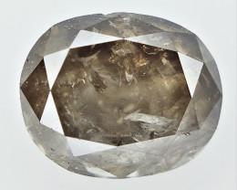 0.67 cts , fancy Color Diamond , Fancy Cut Diamond
