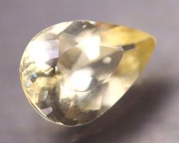 Heliodor 2.40Ct Natural Yellow Beryl E1114/A56
