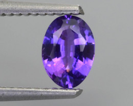 Sapphire 0.82  ct Purple Color Sri Lanka SKU.31
