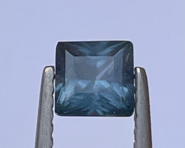 0.85ct Unheated denim blue sapphire