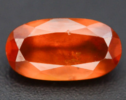 Top Color 2.05 ct Natural Hessonite Garnet ~ T