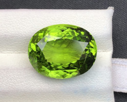 AAA Color & Cut 11.80 ct Open Green  Color Peridot