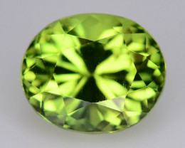 Clean Clarity 1.90 ct Peridot Ring Piece