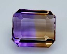 6.85Crt Bolivian Ametrine Natural Gemstones JI02