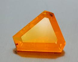 1.72Crt Rare Orange Opal Natural Gemstones JI02