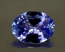 1Crt Natural Tanzanite Natural Gemstones JI02
