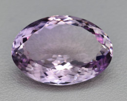 Natural Amethyst 19.86 Cts, Good Quality Gemstone