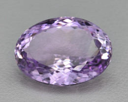 Natural Amethyst 24.31 Cts, Good Quality Gemstone