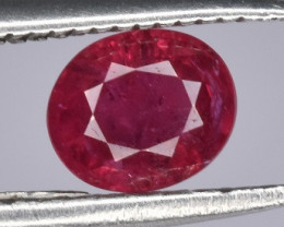 Natural Red Ruby 0.61 CTS