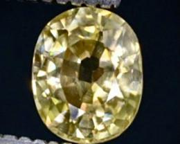 1.09 Crt Zircon  Faceted Gemstone (Rk-73)
