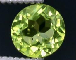 0.87 Crt  Peridot Faceted Gemstone (Rk-73)