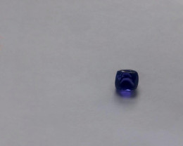 Tanzanite 6.05 cts Cushion Cut, AAA Grade, 100% Transparent, VVS1-F.